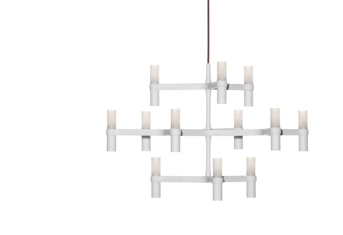 Crown Minor Chandelier by Nemo Lighting