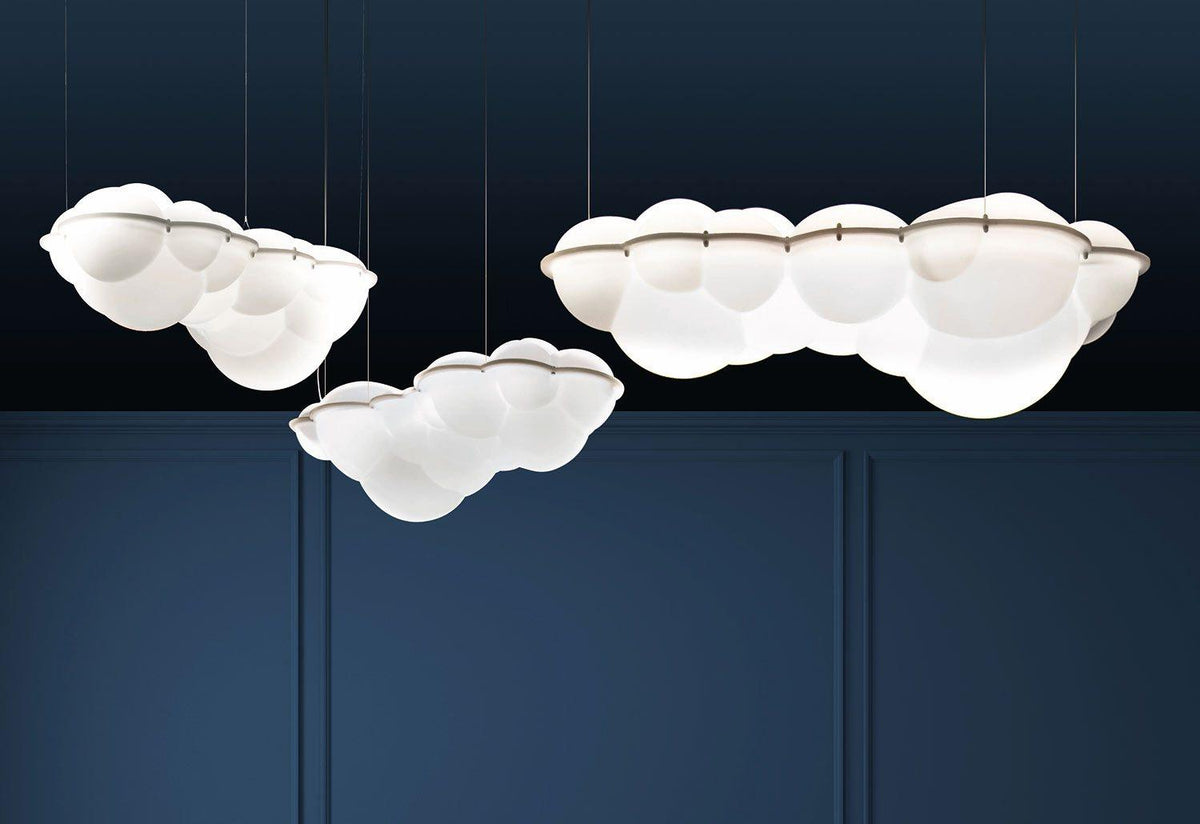 Nuvola pendant light, Mario bellini, Nemo lighting