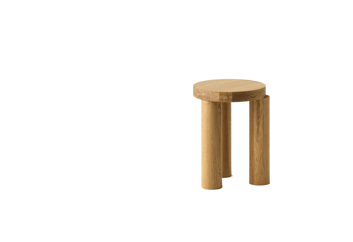 Offset stool, 2017, Philippe malouin, Resident