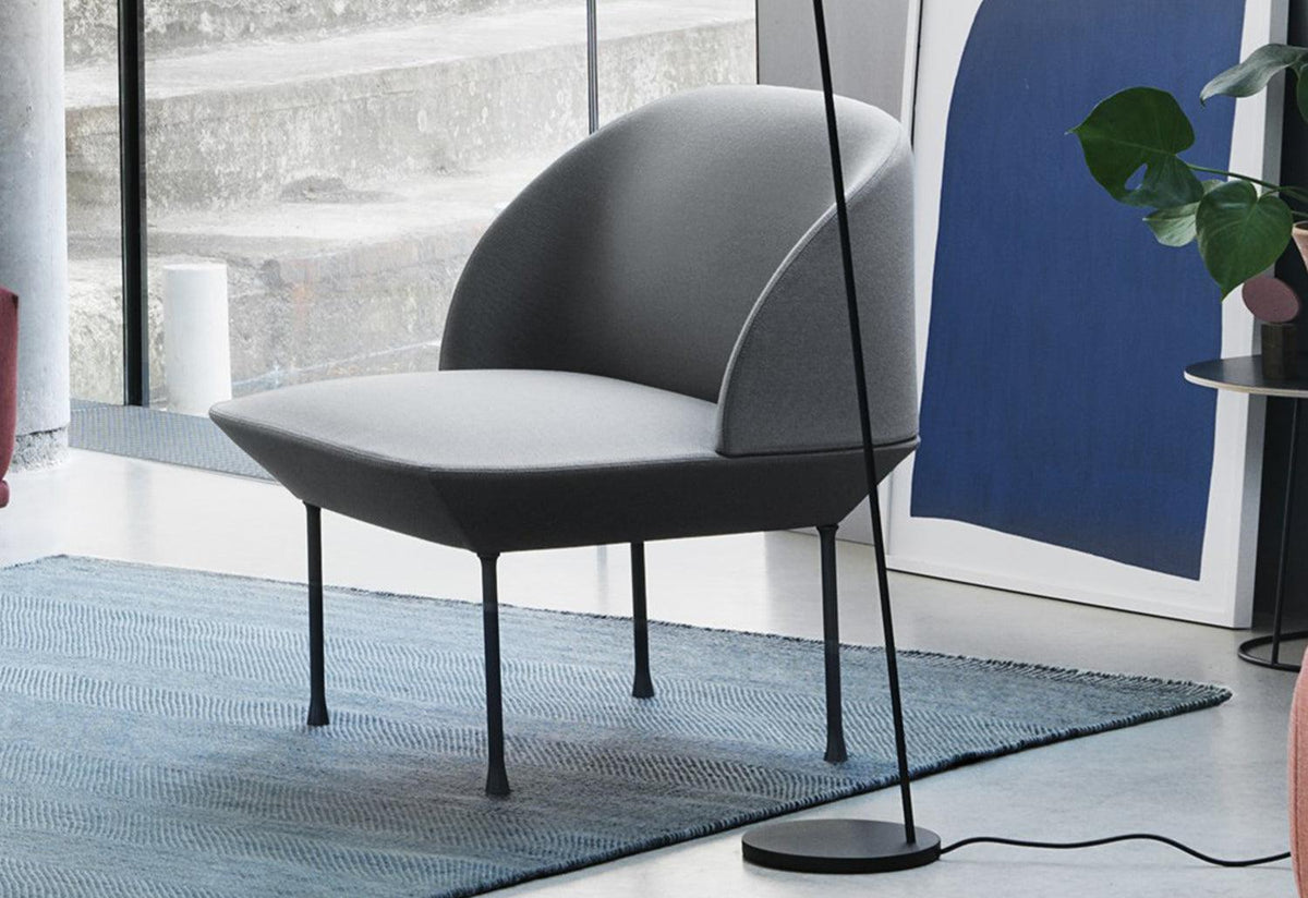 Oslo armchair, Anderssen and voll, Muuto