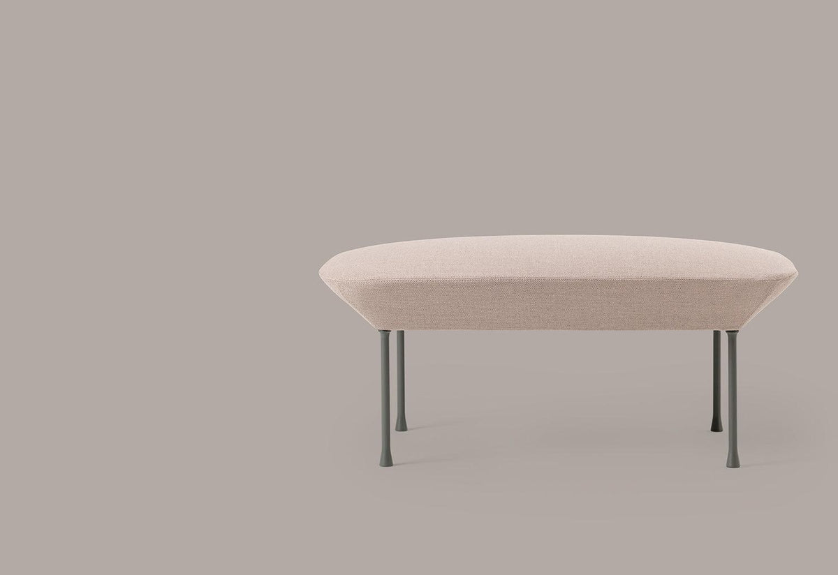 Oslo footstool, Anderssen and voll, Muuto