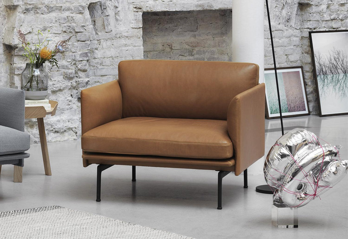 Outline armchair, 2011, Anderssen and voll, Muuto