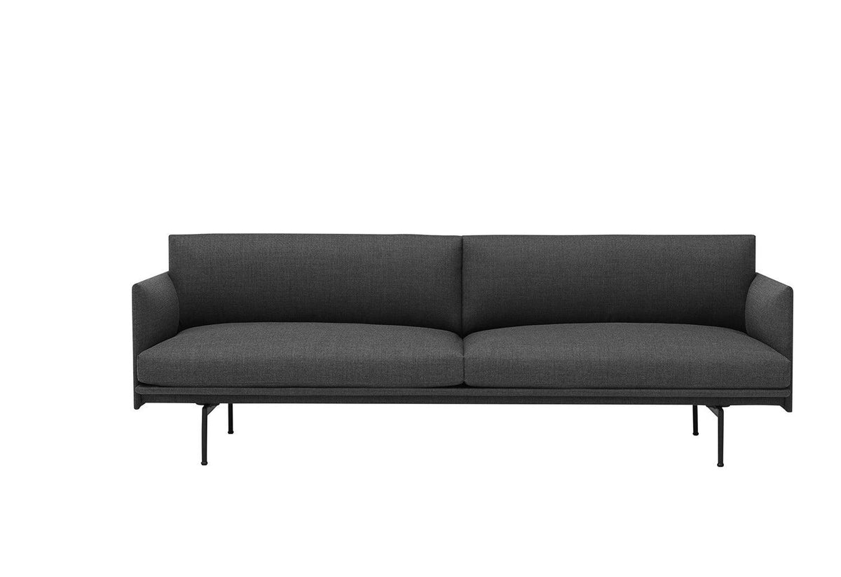 Outline three-seat sofa, 2016, Anderssen and voll, Muuto
