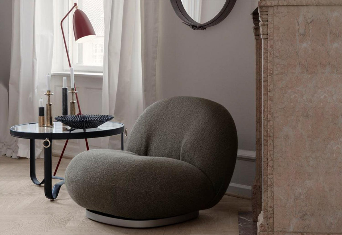Pacha lounge chair, Pierre paulin, Gubi