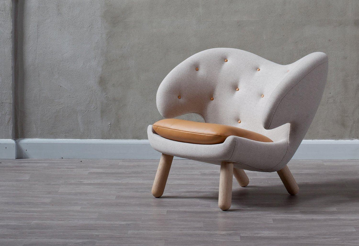 Pelican chair, 1941, Finn juhl, House of finn juhl