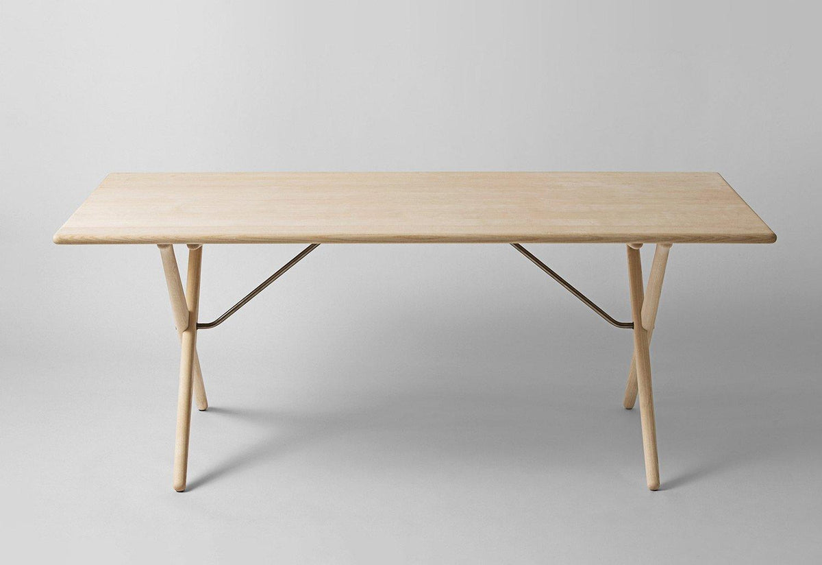 PP85 Cross Legged table, 1955, Hans wegner, Pp mobler
