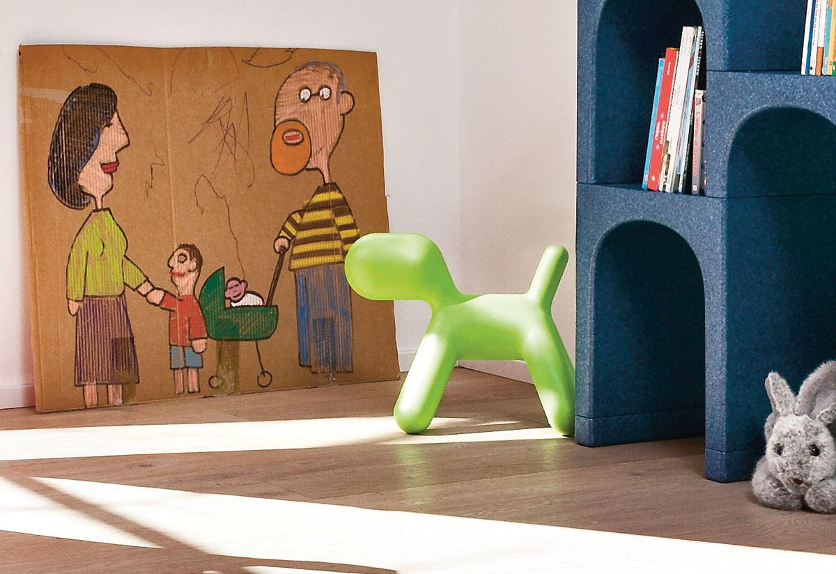 Puppy children's chair, 2005, Magis