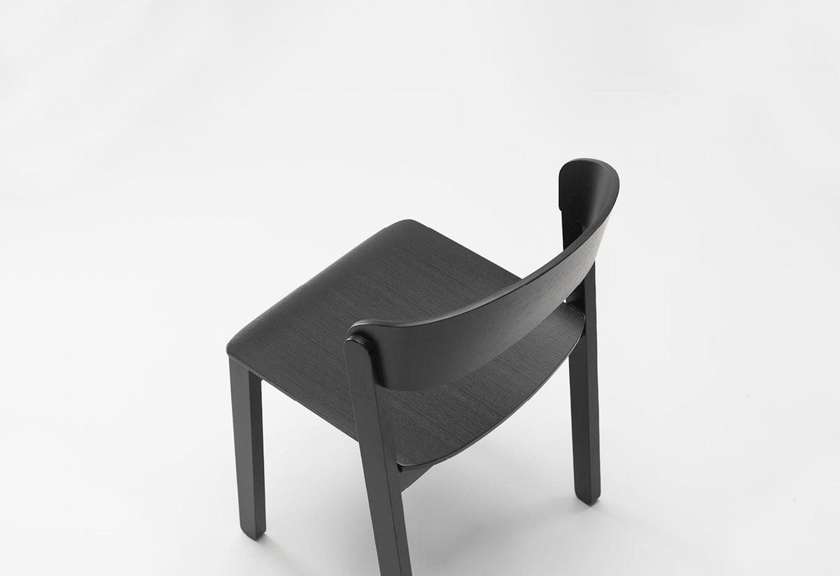 Pur dining chair, Note design studio, Zilio a and c