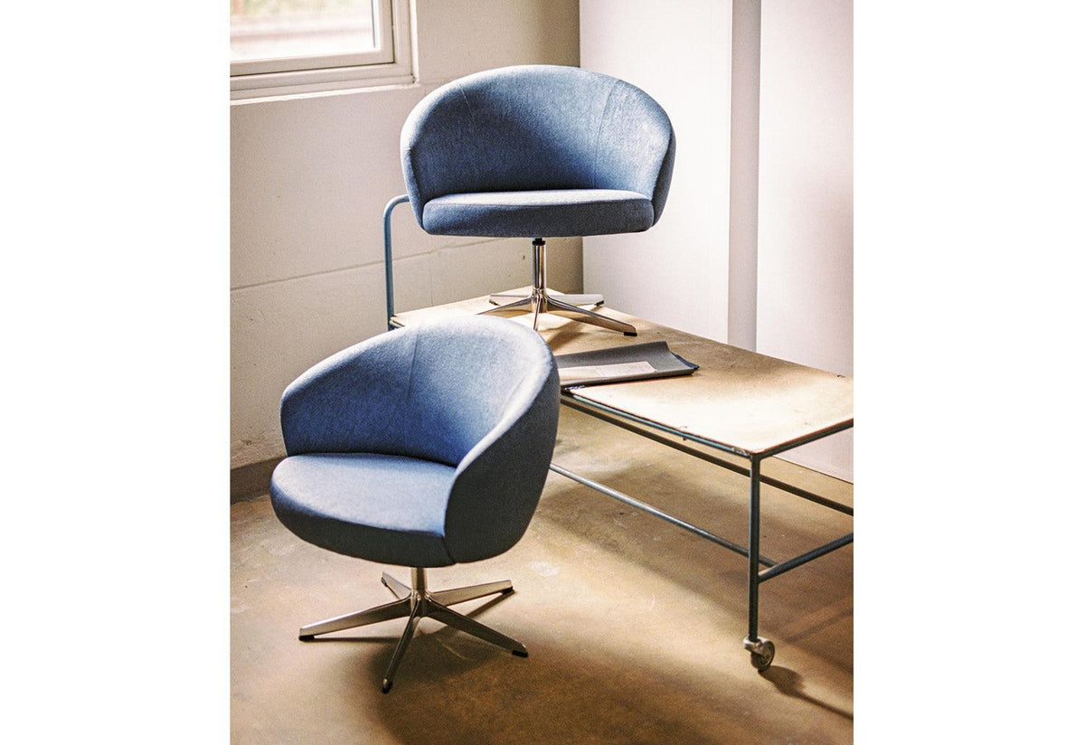 Rondino easy chair, 1964, Yngve ekström, Swedese