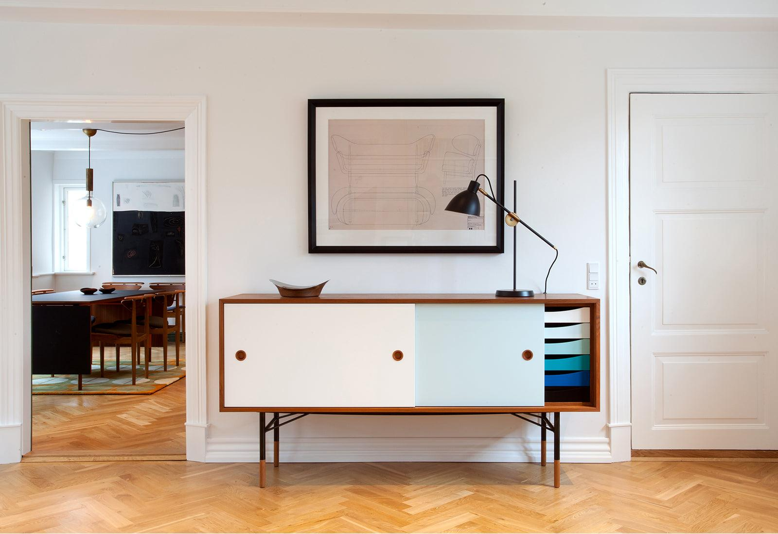 Sideboard with cool tray unit, 2017