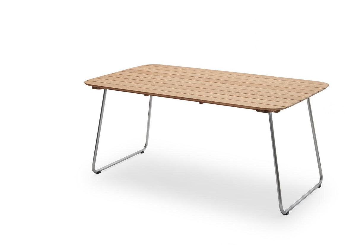 Lilium table, 2019, Bjarke ingels group, Skagerak