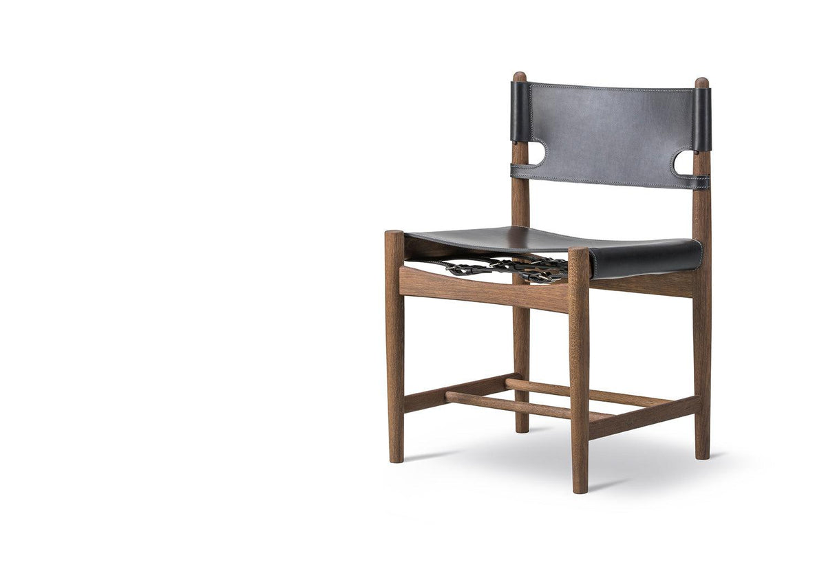 Spanish Dining Chair, 1958, Børge mogensen, Fredericia