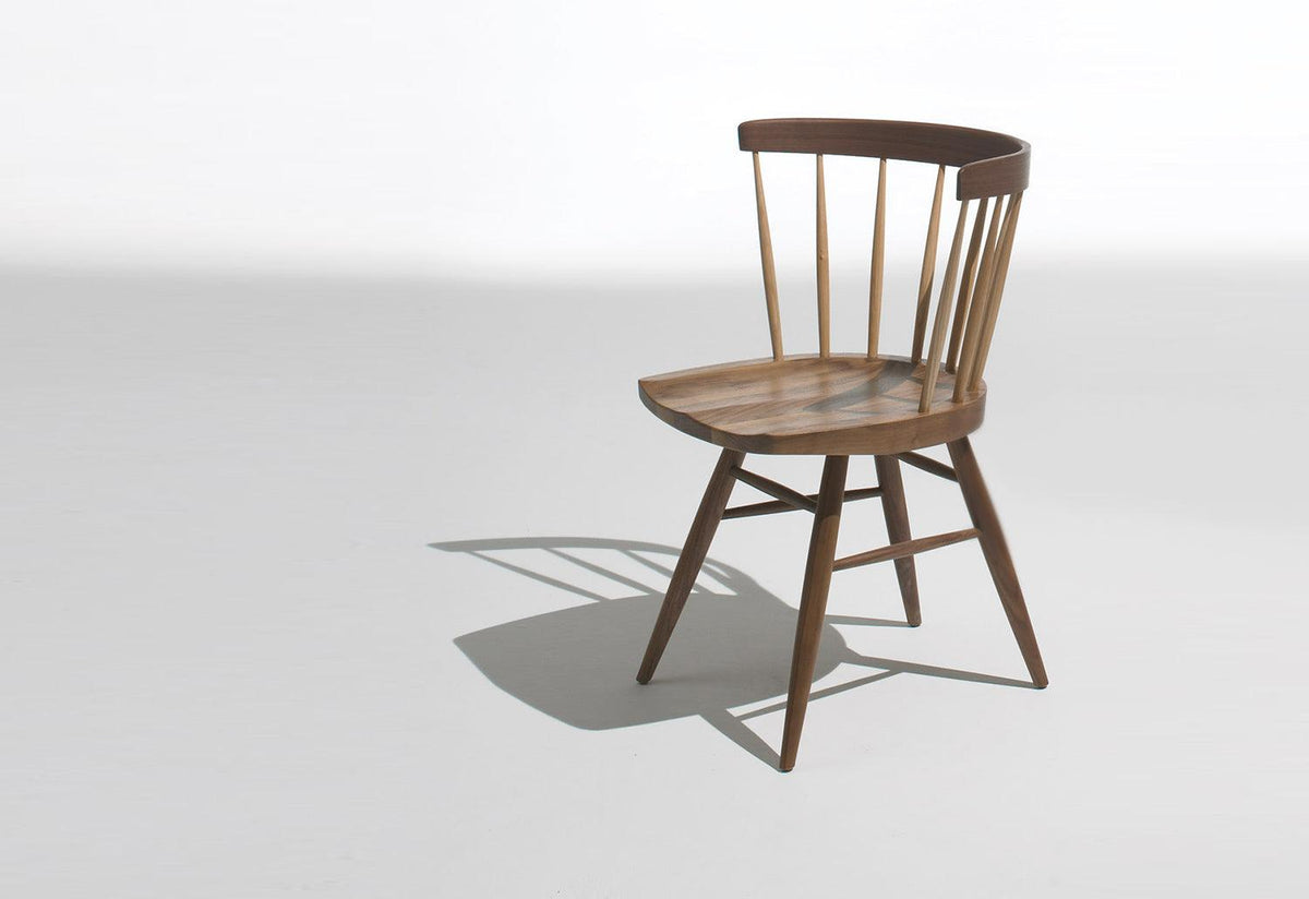 Straight chair, 1946, George nakashima, Knoll
