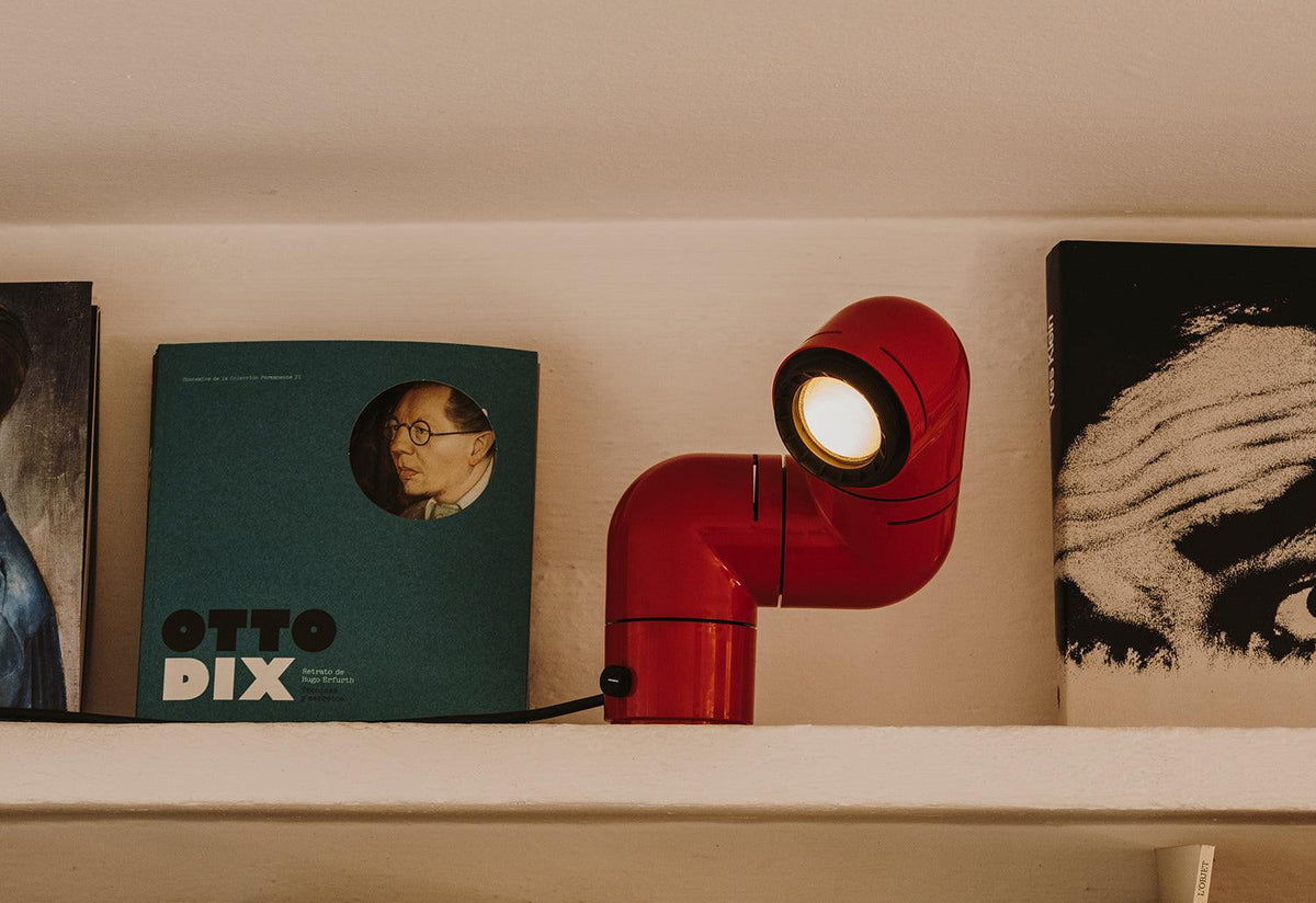 Tatu lamp, 1972, Andre ricard, Santa and cole