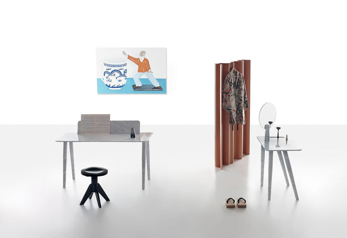 Toio desk, 2014, Studio irvine, Marsotto