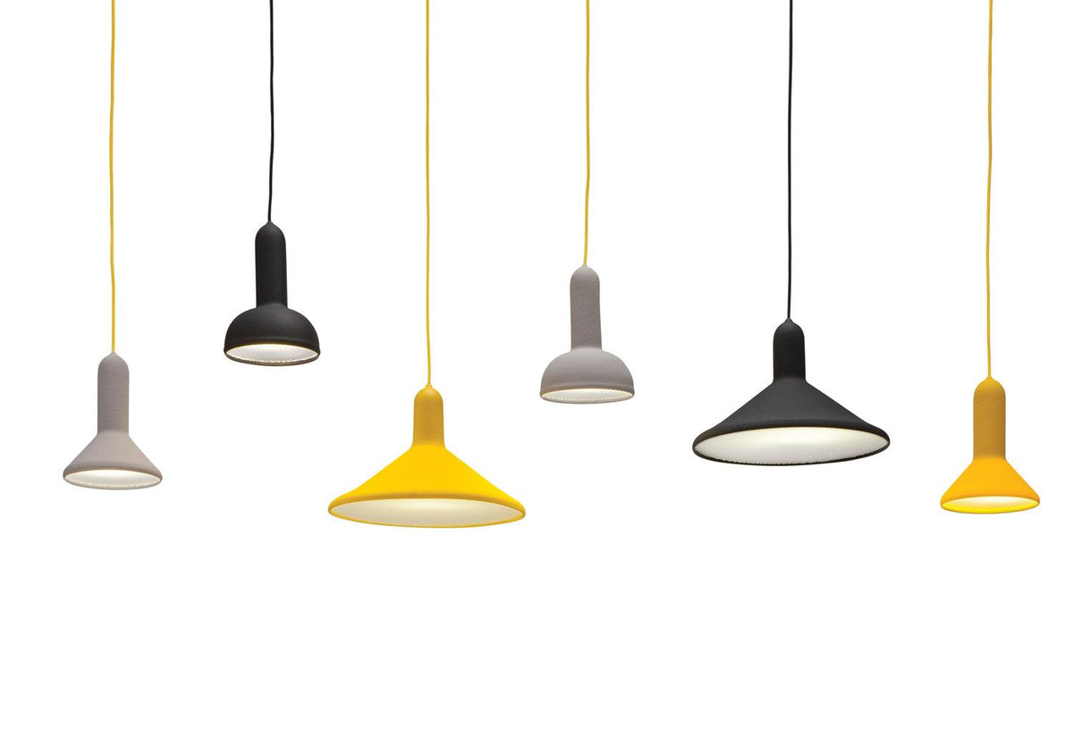 Torch pendant light, 2008, Sylvain willenz, Established and sons
