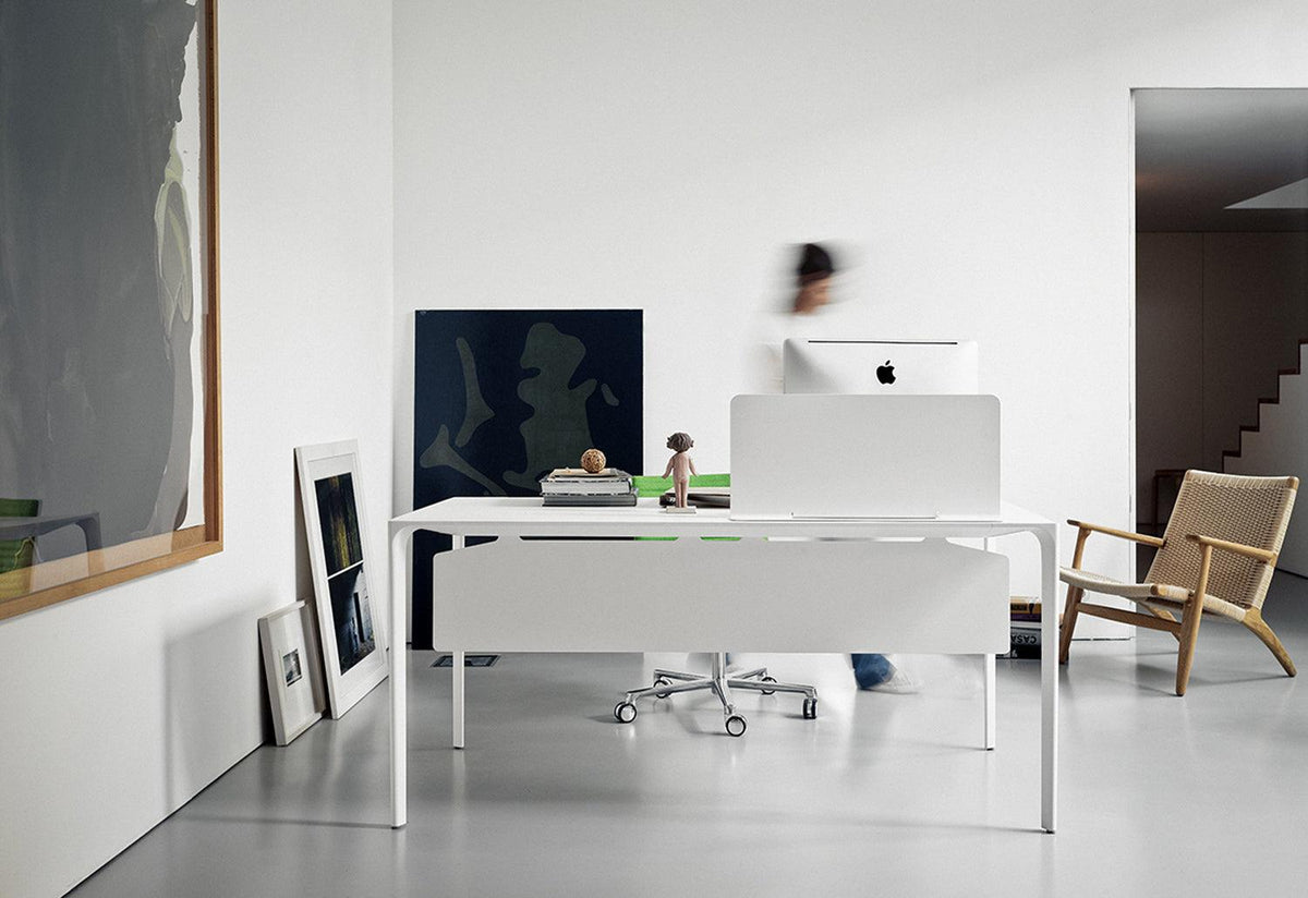 Nuur office table, 2009, Simon pengelly, Arper