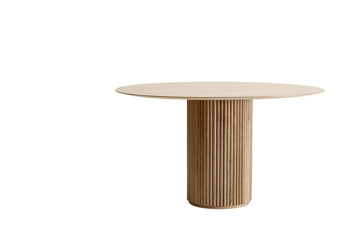 Palais Royal dining table, 2012, Anya sebton and eva lilja lowenheilm, Asplund
