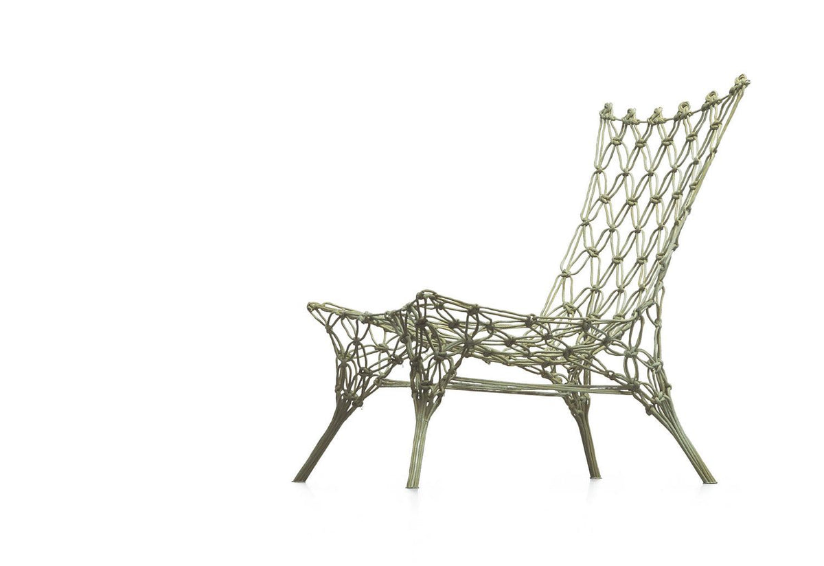 Knotted chair, 1996, Marcel wanders, Cappellini