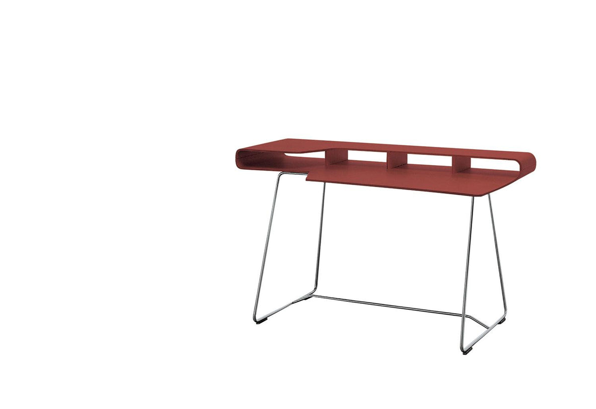 Loop desk, 1998, Barber osgerby, Cappellini