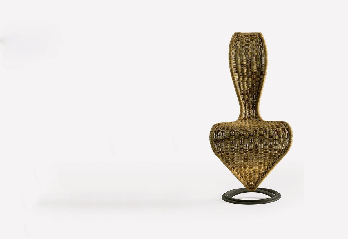 S-chair, 1991, Tom dixon, Cappellini