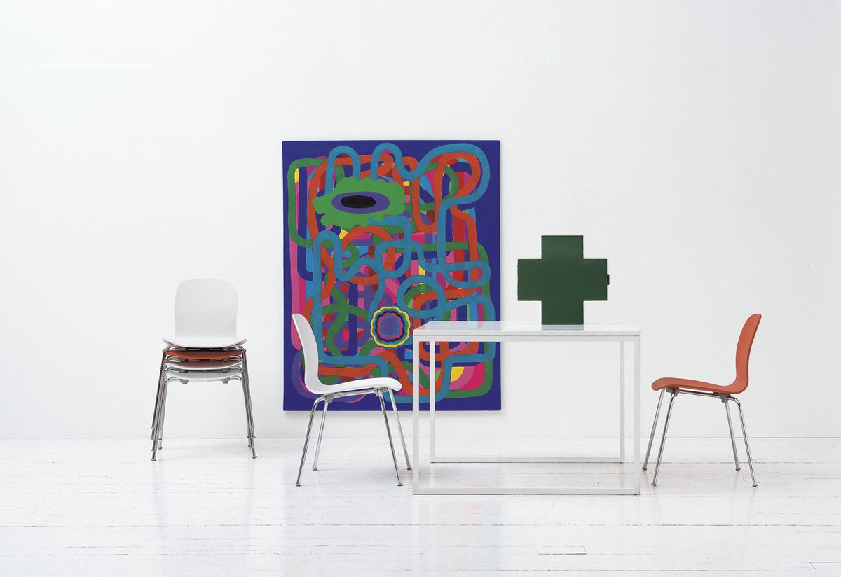 Tate Colour chair, 2012, Jasper morrison, Cappellini