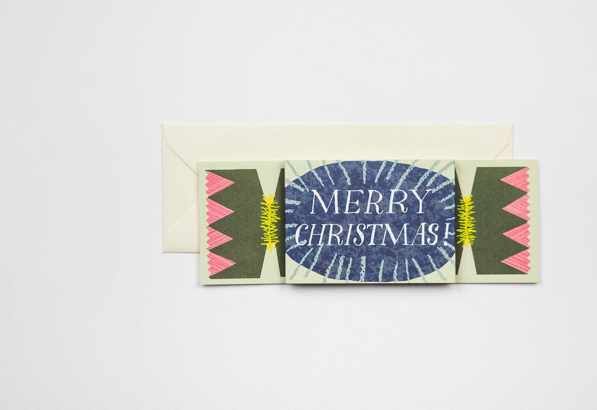 Christmas Cracker Cards, Hadley paper goods