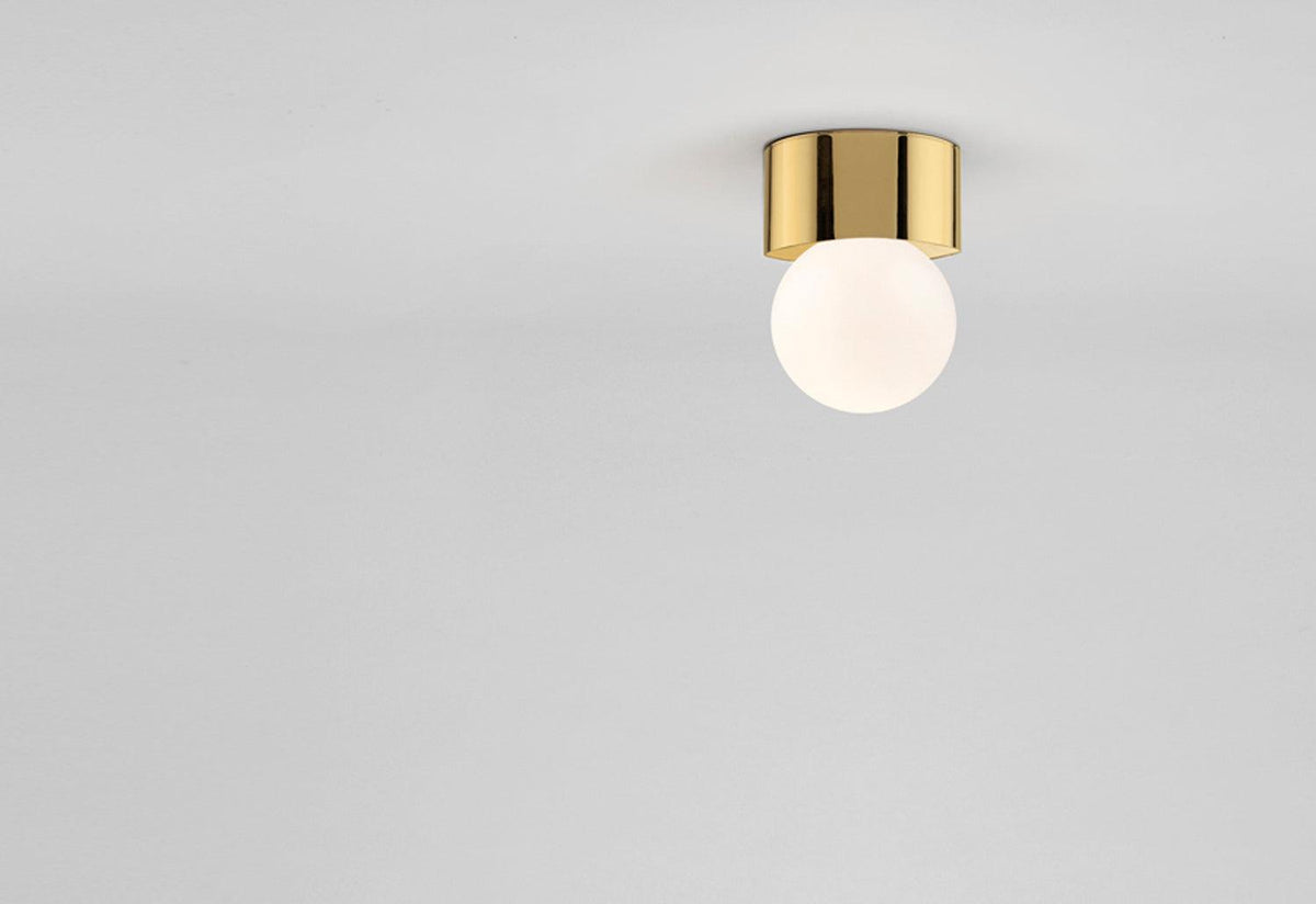 Brass AC sconce, 2017, Michael anastassiades, Michael anastassiades