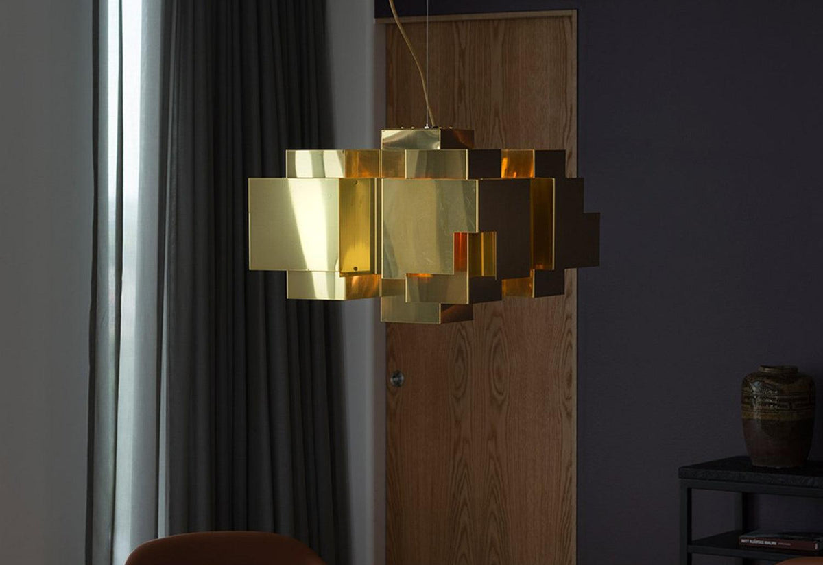 Skyline pendant light, 2014, Folkform, Orsjo
