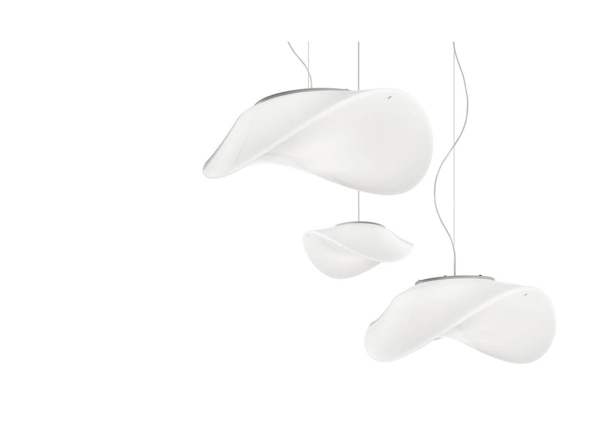 Balance pendant light, 2011, Pio and tito toso, Vistosi