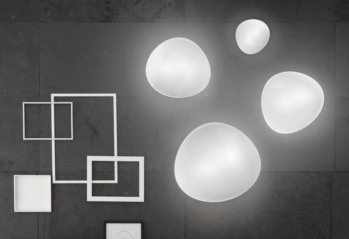 Balance wall light, 2011, Pio and tito toso, Vistosi