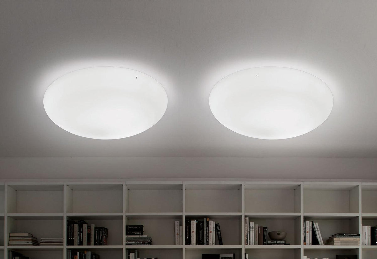 Mia ceiling/wall light, 2013, Vetreria vistosi studio technico, Vistosi