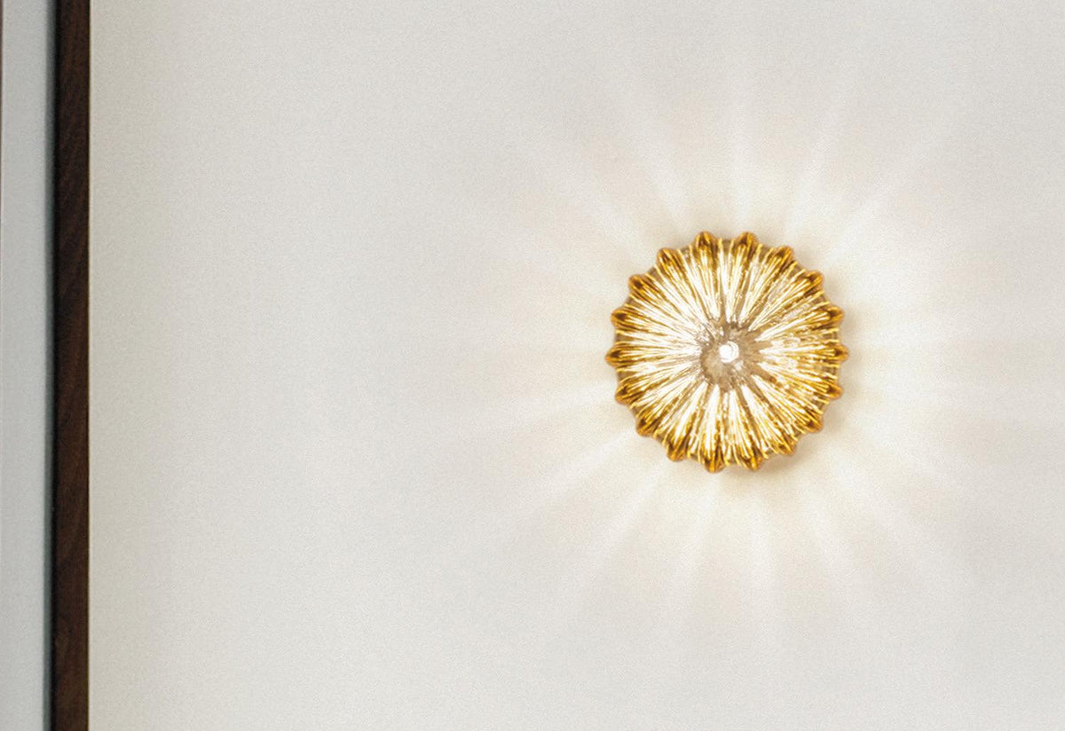 Diamante wall light, 2003, Barbara maggiolo, Vistosi