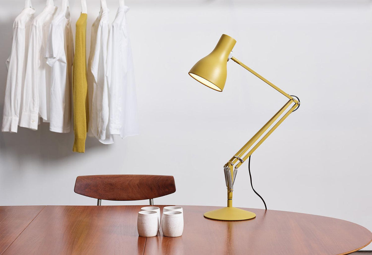 MHL edition Type 75 table, 2004, Margaret howell, Anglepoise