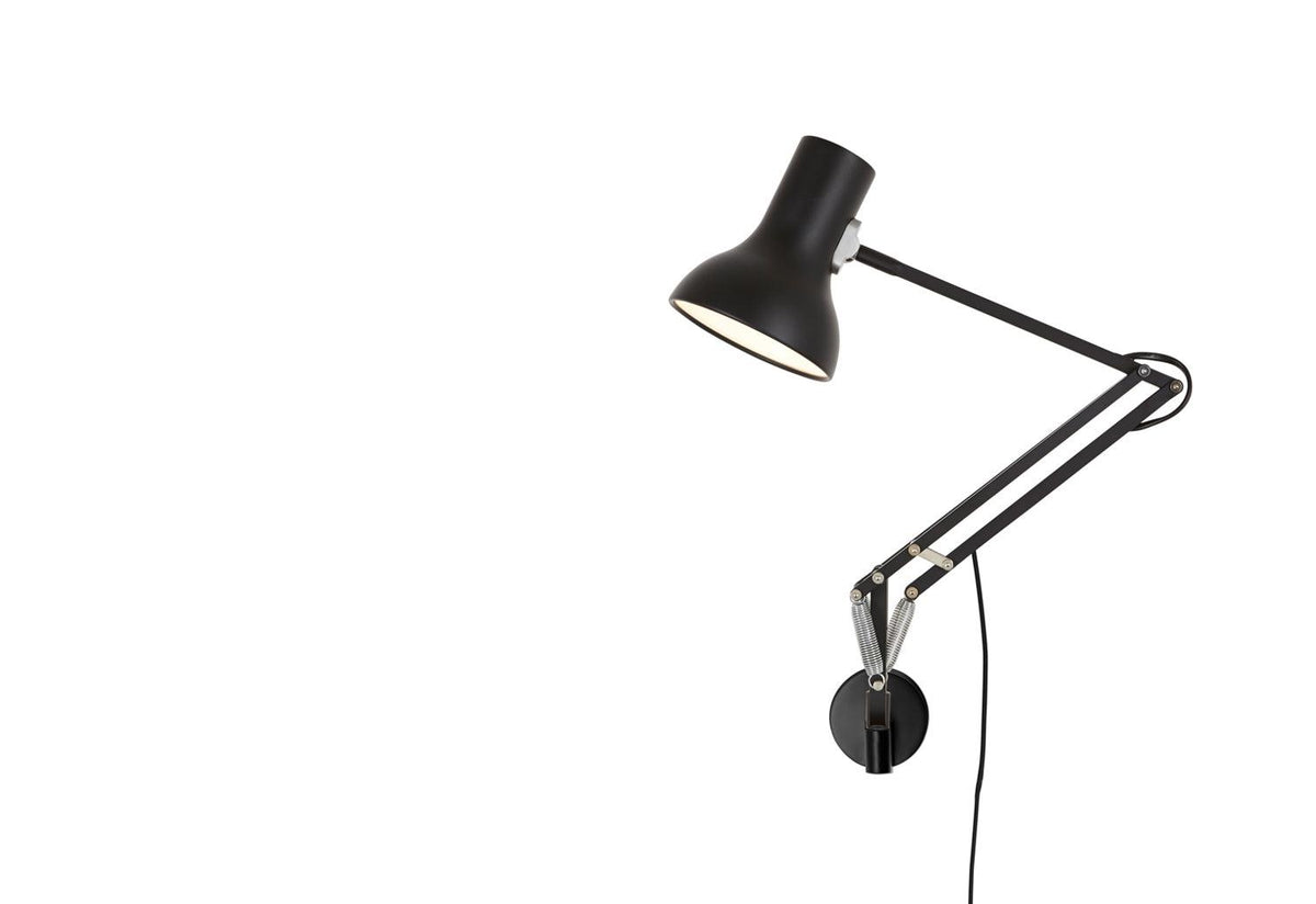 Type 75 Mini wall mounted, 2011, Sir kenneth grange, Anglepoise