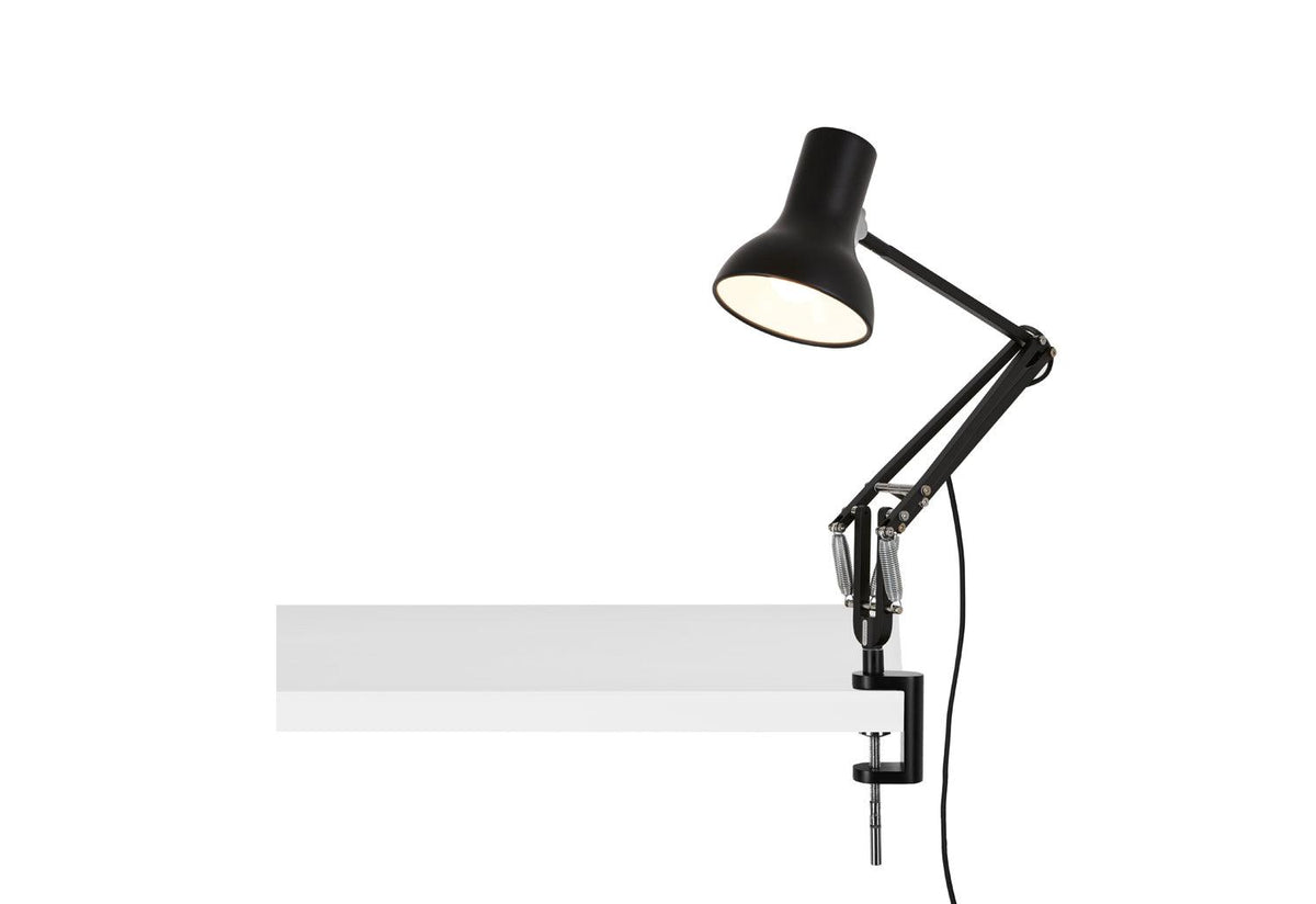 Type 75 Mini desk clamp, 2011, Sir kenneth grange, Anglepoise