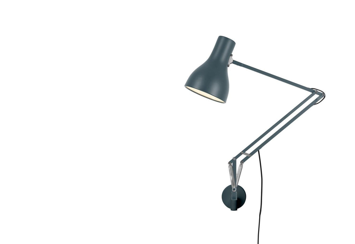 Type 75 wall-mounted lamp, 2004, Sir kenneth grange, Anglepoise