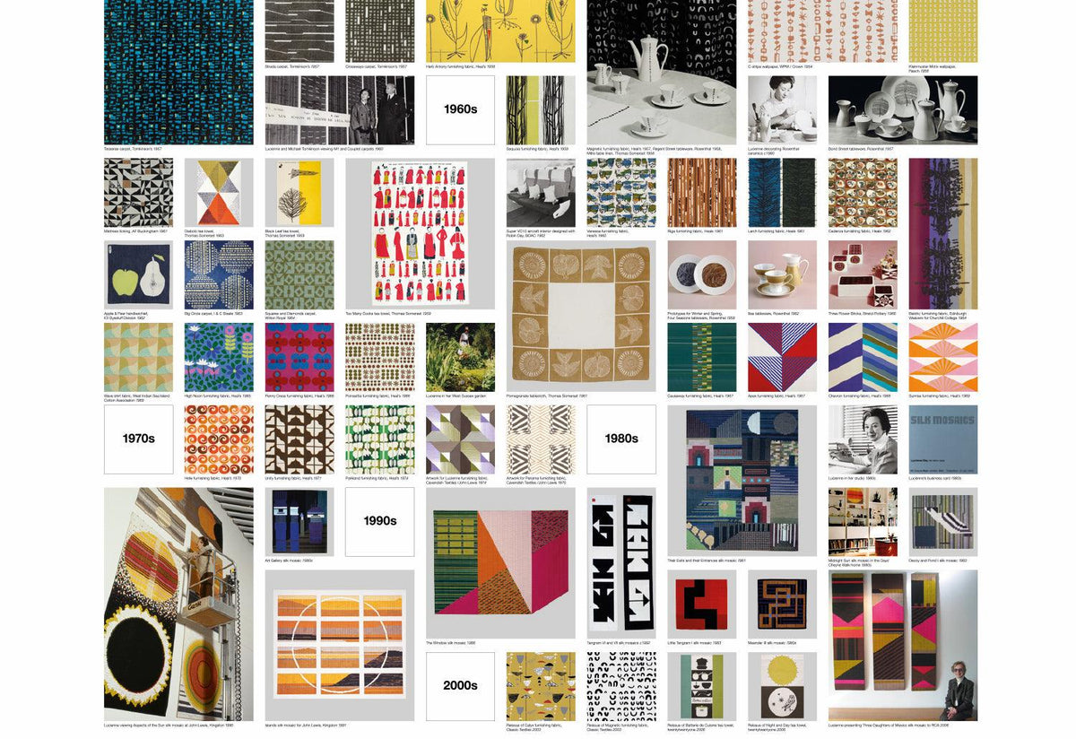 Lucienne Day 100 Designs, Studio fernando gutierrez, Twentytwentyone