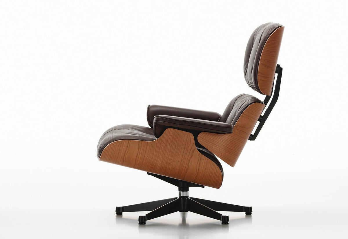 Eames lounge chair - American cherry, 1956, Charles and ray eames, Vitra