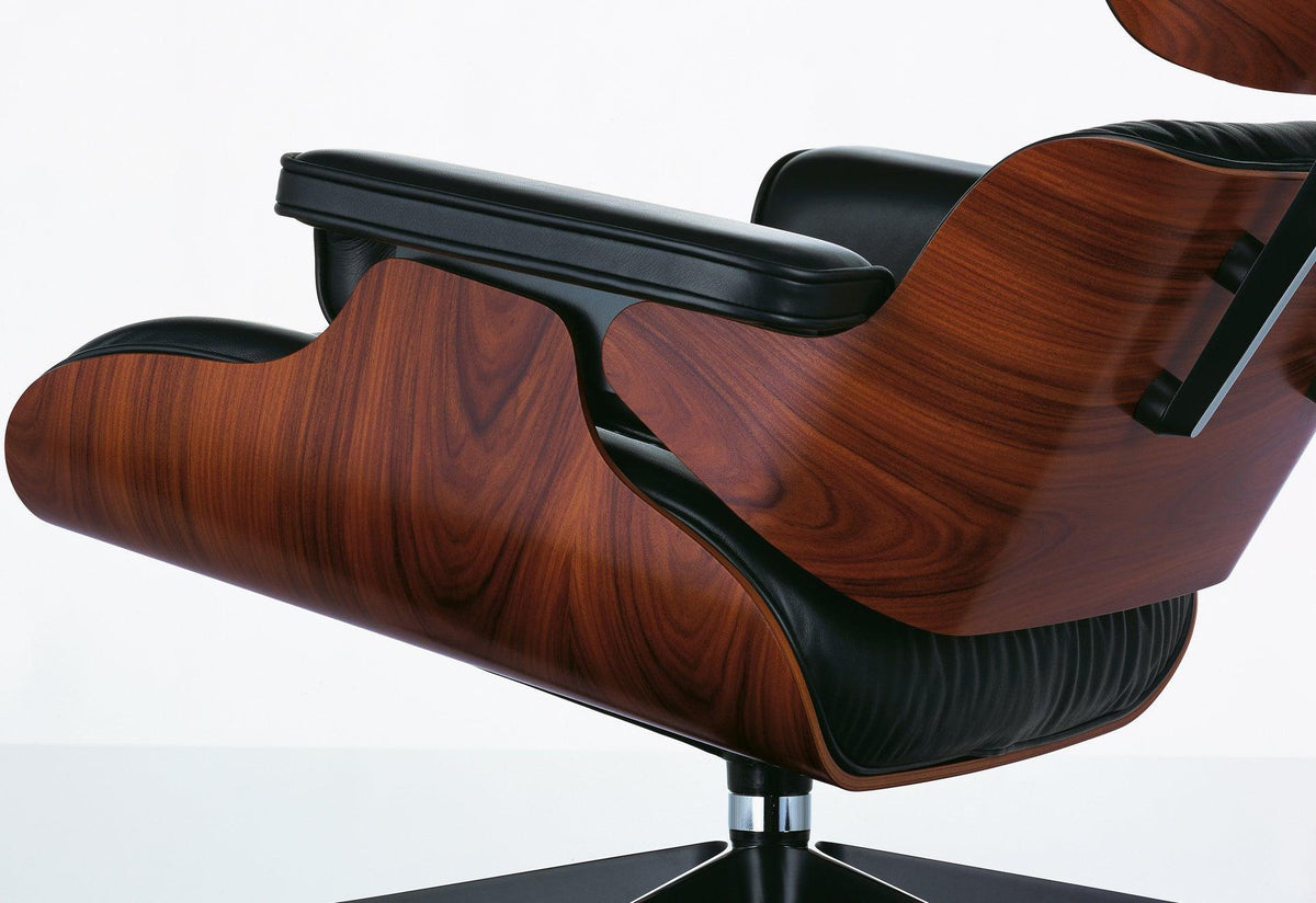 Eames lounge chair - Santos Palisander, 1956, Charles and ray eames, Vitra
