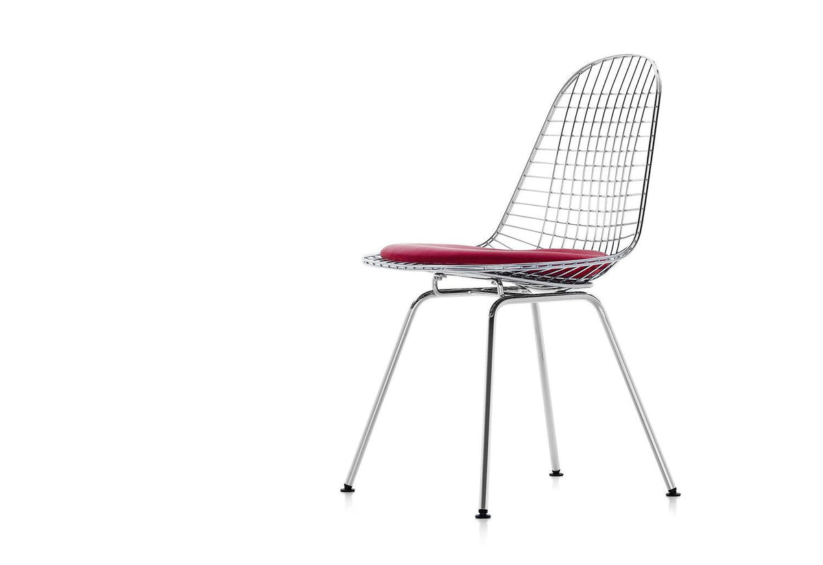 Eames DKX wire chair, 1951, Charles and ray eames, Vitra