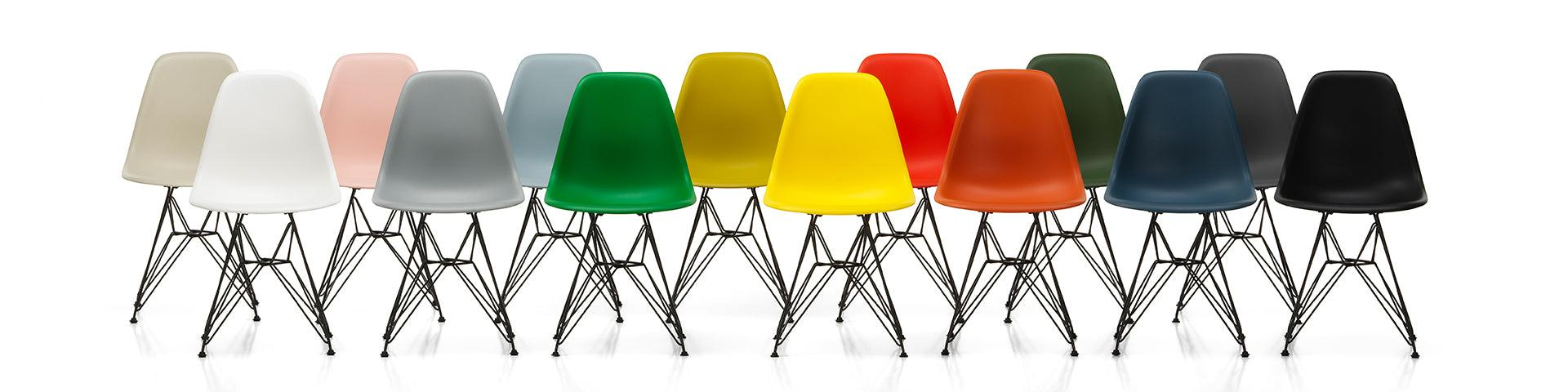 Eames DSR side chair, 1950