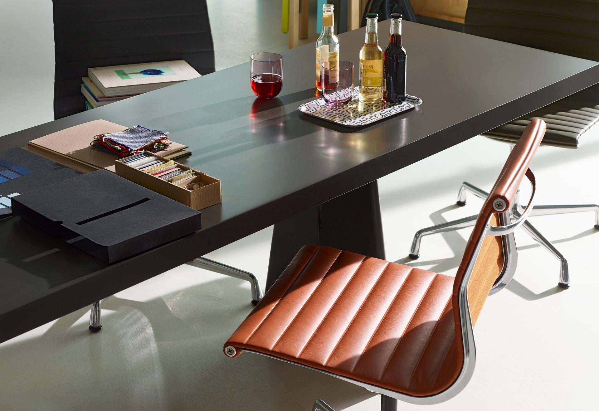 Eames EA 101 chair, 1958