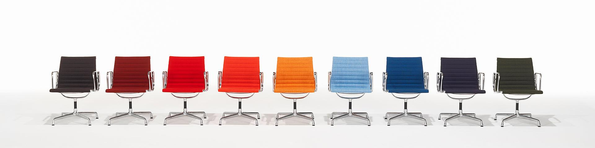 Eames EA 104 chair, 1958