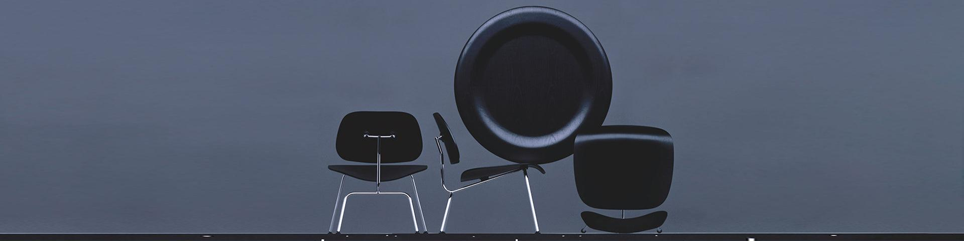 Eames LCM chair, 1945