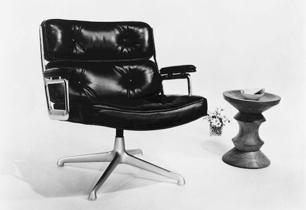 Lobby chair ES 105, 1960, Charles and ray eames, Vitra
