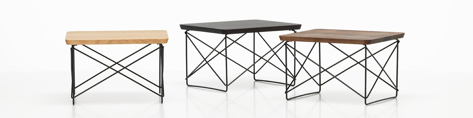 Eames LTR occasional table, 1950
