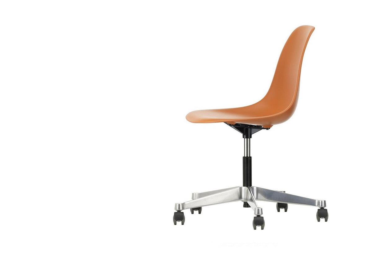 Eames PSCC side chair, 1950, Charles and ray eames, Vitra