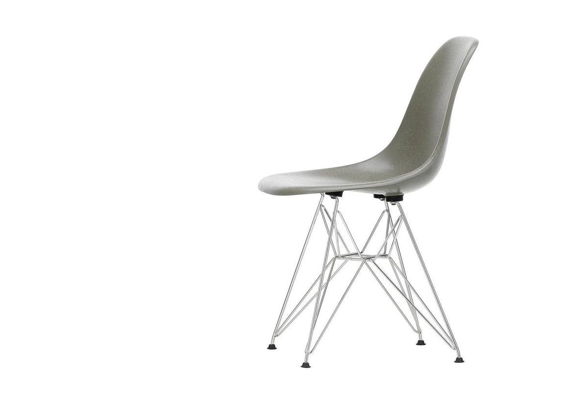 Eames Fiberglass DSR, 1950, Charles and ray eames, Vitra