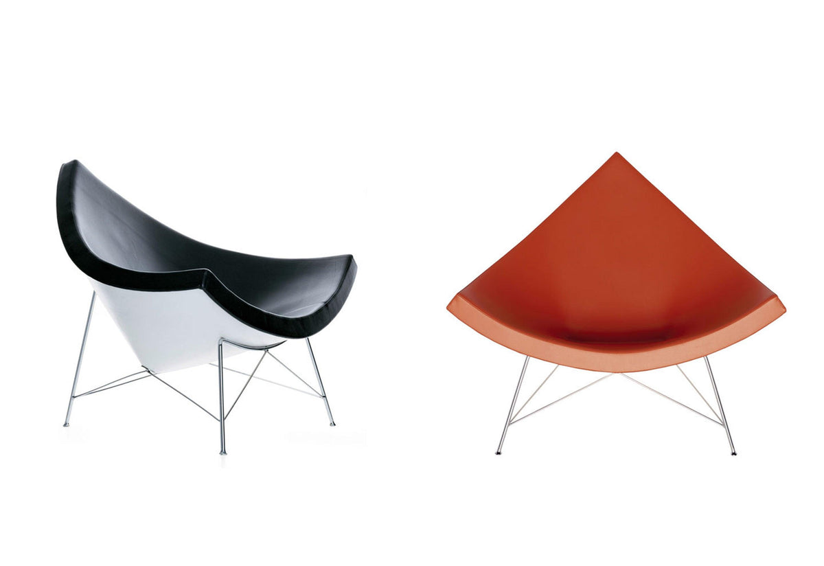 Coconut chair, 1955, George nelson, Vitra